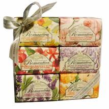 Nesti Dante Romantica Soap Gift Set Collection 6 soaps x 150 gr. - $38.00