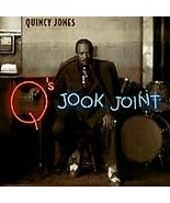 Q's Jook Joint by Quincy Jones (CD, Nov-1995, Qwest) - $3.55