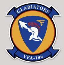 US Navy VFA-106 Gladiators Sticker - $9.89