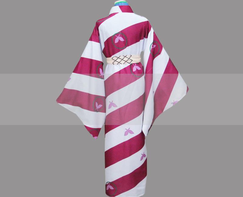 InuYasha Kagura Kimono Cosplay Costume for Sale