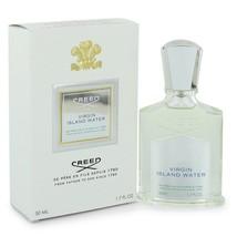 Creed Virgin Island Water Perfume 1.7 Oz Eau De Parfum Spray image 6