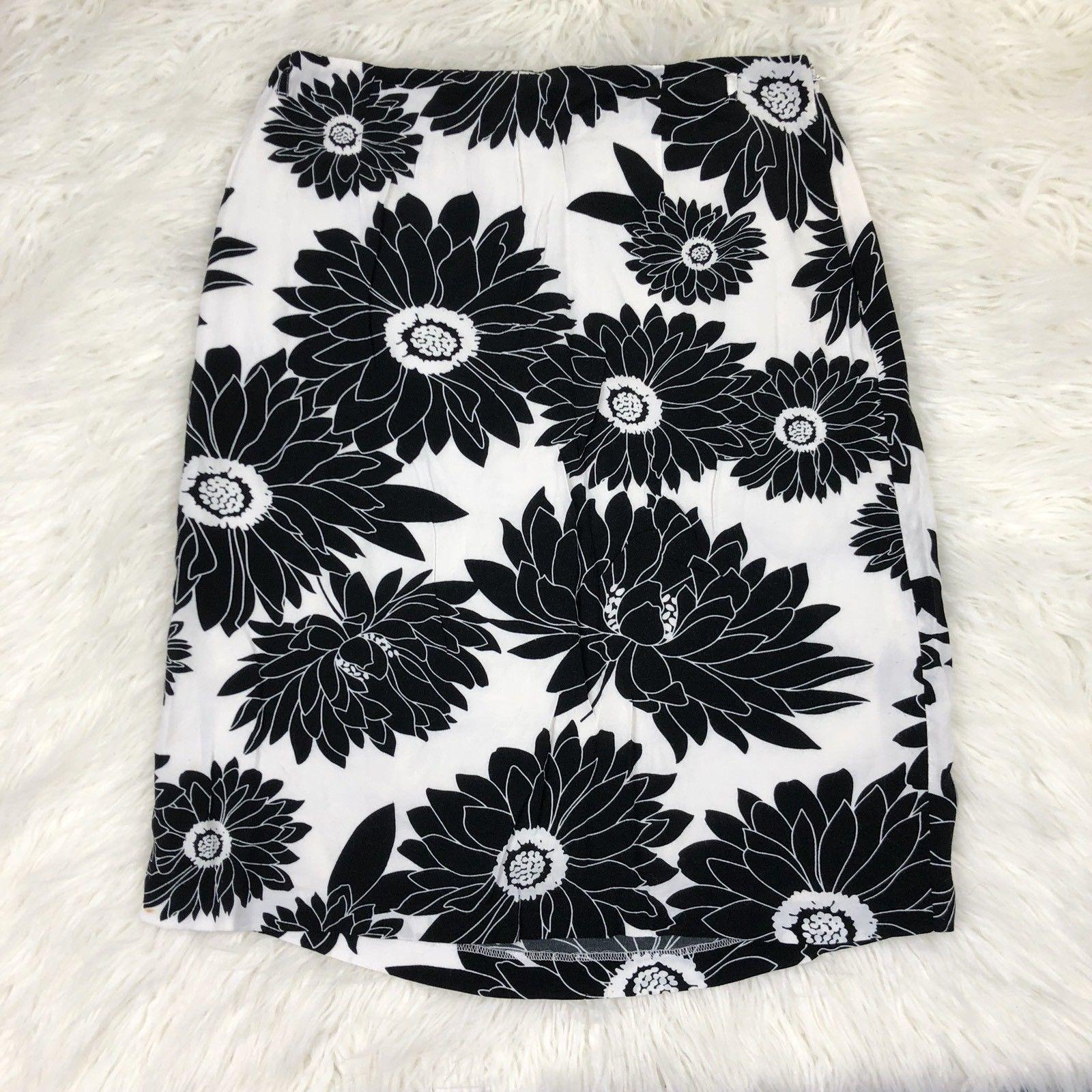 25169e045b Ann Taylor Loft Women's Size 10 White Black and 49 similar items. S l1600