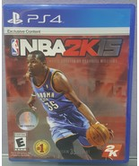 N) NBA 2K15 (Sony PlayStation 4, 2014) Video Game - £3.66 GBP