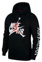 Nike Air Jordan Jumpman Classics Men's Pullover Hoodie Size Medium BV601... - $73.49