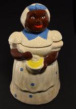 """Metlox """" Polka Dot"""" Mammy Cookie Jar - Price Reduced - $63.75"""