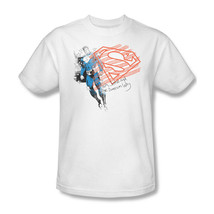 Superman Shield T-shirt American Way DC comics 100% cotton graphic tee DC SM1339 image 2