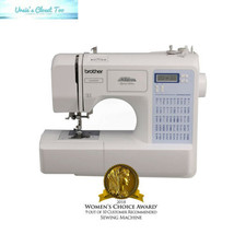 Brother Project Runway CS5055PRW Electric Sewing Machine - 50 Built-In... - $145.18
