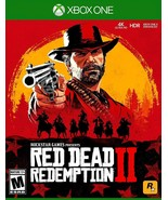 XBOX ONE Red Dead Redemption 2 II Standard Edition Microsoft 2018 NEW Se... - $39.99