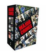 Major Crimes: The Complete Series Season 1-6 (DVD, 2017, 24-Disc Box Set... - $62.99