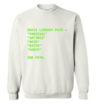 Ready Player One - Coded Ready Player One Sweatshirt New - $28.49+