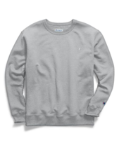 Champion Powerblend Men's Fleece Crew Long Sleeves Sweatshirt S0888 407D55 image 13