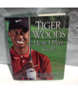 Book -- HOW I PLAY GOLF by Tiger Woods with Editors of GOLF DIGEST  (2001) - $5.50