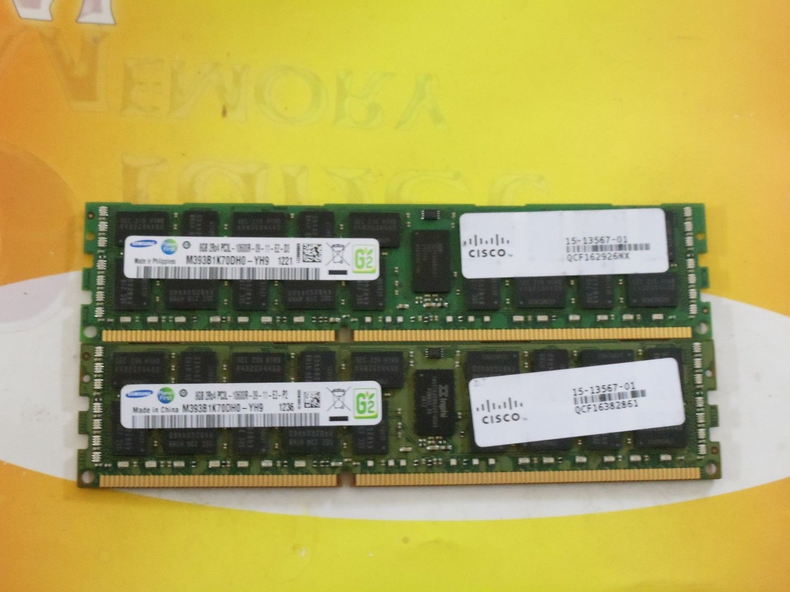 25x4GB DDR3 PC3-10600R 1333 MHz ECC REG RDIMM SERVER MEMORY Micron VLP 100GB