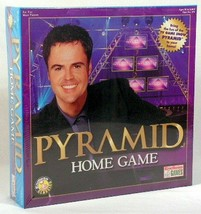 Pyramid Home Game Donny Osmond 2003 Endless Games New Sealed - $43.56