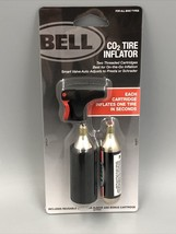 BELL CO2  Bike Tire Inflator with Two Cartridges, Brand New!! - $14.60