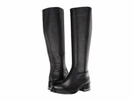 MICHAEL Michael Kors Walker Flat Boot Black - £127.43 GBP