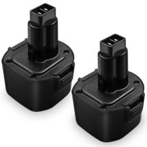 3.6Ah Ni-Mh For Dewalt 9.6V Battery Dw9062 Dw9061 De9036 De9061 De9062 - $47.99