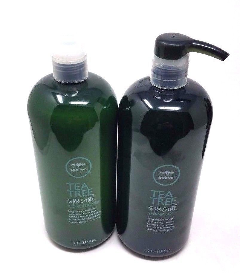 Paul Mitchell Tea Tree Special Shampoo & Conditioner Duo, 33.8 fl oz each