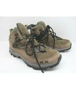 Salomon Goretex Mid Hiking trail womens shoes Size 6.5 (eur 38) - $34.40