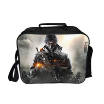 Tom Clancy's The Division Kid Adult Lunch Box Lunch Bag Picnic Bag E - $19.99
