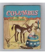 Columbus the Exploring Burro - $9.95