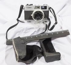 Vintage Canon Canonet 28 35mm Rangefinder Camera (40mm f/2.8 Lens) tthc - $29.69