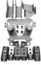 "Polaris RZR Bungs XP1000 XP1K 4 Seat Cage Connectors Adapter kit 1 3/4"" .120 17+ - $199.99"