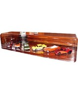 Diecast unsigned 1:64 Hauler Trucks or Cars Crystal Clear Display Case C... - $17.95