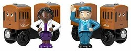 Thomas the Tank Engine wood rail series Annie and Clarabel 2 years old ~... - $57.32