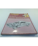 1971-1974 Toyota Carina All Models Owners Workshop Manual Haynes New Old... - $19.99