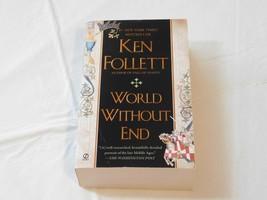 Kingsbridge : Monde Sans Fin Par Ken Follett 2010 Livre de Poche Signet ... - $13.36