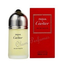 Pasha de Cartier For Men by Cartier Edt. Spray 3.3oz 100ml * New in Box Sealed - $46.05