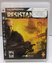 Resistance 2 - PS3 - Playstation 3, Great Used Condition  - $4.99