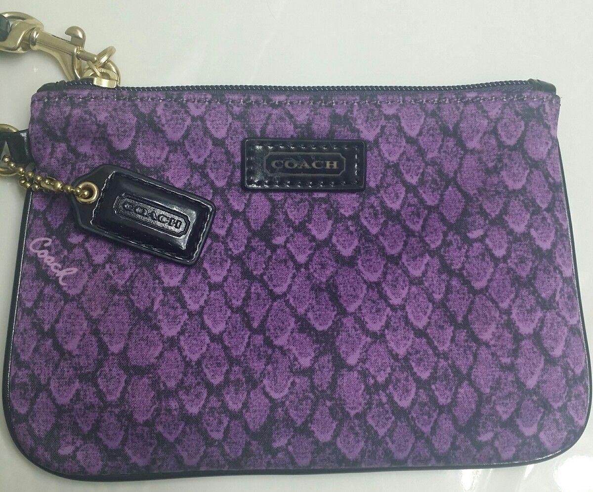 ... promo code for womens coach purse wristlet small zip top and 48 similar  items dcac5 338d0 e50e458621