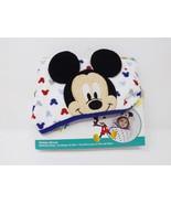 Disney Baby Mickey Mouse Bathtime Wrap - Brand New - $14.72