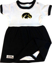 Iowa Hawkeye Baby Bodysuit Dress - $20.00