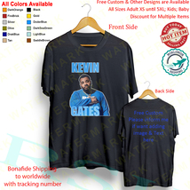 4 KEVIN GATES T-shirt All Size adult S-5XL Kids Babies Toddler - $23.00+