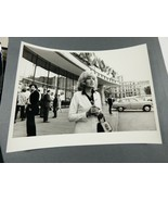 Actress Monica Vitti black & white  photograph press photo picture  9 x ... - $44.55