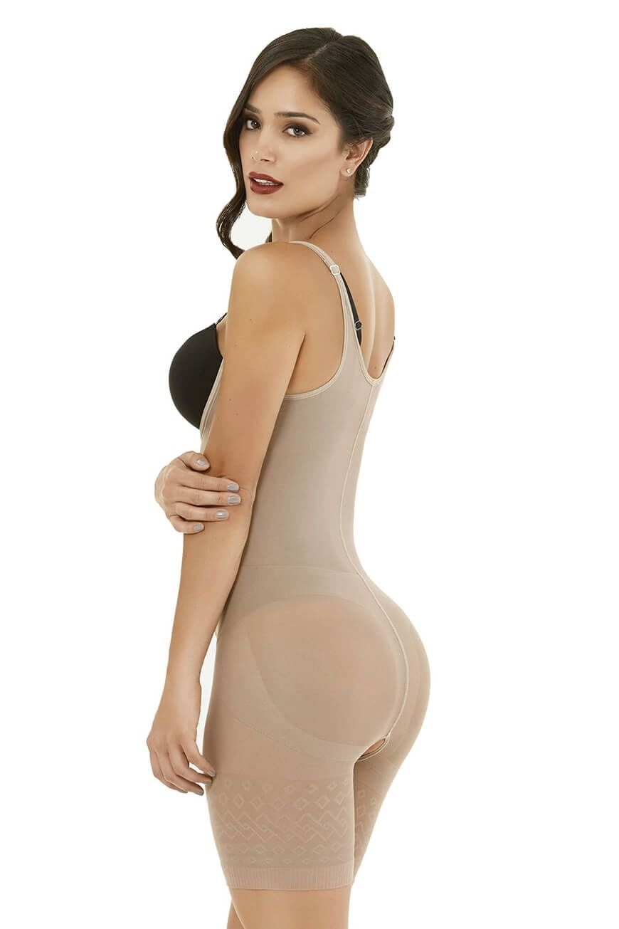 90b41cbace LIGHT SHAPER THERMAL SHORT BODYSUIT FAJA PARA MUJER. COLOMBIA Co Coon.