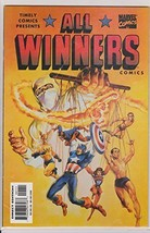 Timely Presents: All-Winners #1 [Comic] Marvel - $8.86
