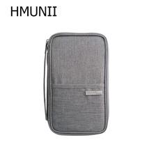 HMUNII® New Cationic Fabric Travel Organizer Passport Holder Card Package - €10,60 EUR+