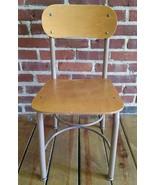 "Vintage NORCOR Eames Child's Desk Chair 28"" Student School Mid Century Modern  - $59.39"
