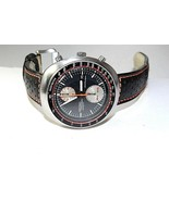 SEIKO JAPAN VINTAGE AUTOMATIC CHRONOGRAPH 6138 - 0011 WATCH CLEANEST