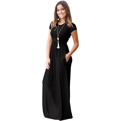 7e7ce4b1b306b Casual Long Summer Dresses For Women 2018 and 50 similar items