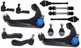 18 Pc Front Control Arm Bushings Tie Rods Ball Joints Kit For HUMMER H2 ... - $134.41