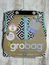 NWT Tommee Tippee Grobag Baby Cotton Sleeping Bag Light 1.0 Tog 0-6m Small - $20.00