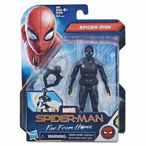 "Marvel Far From Home Stealth Suit Spider-Man 6"" Action Figure - $14.74"