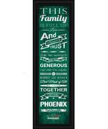 "University of Wisconsin–Green Bay ""Phoenix""- 24 x 8 Family Cheer Framed... - $39.95"
