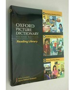Oxford Picture Dictionary 2E Reading Library Pack 9 books - $45.13