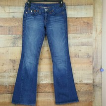 True Religion Jeans Women's Size 28 Blue Denim D287 - $19.79